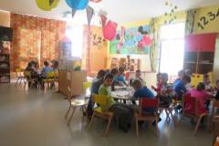 Unterstütze im Kindergarten der Caritas