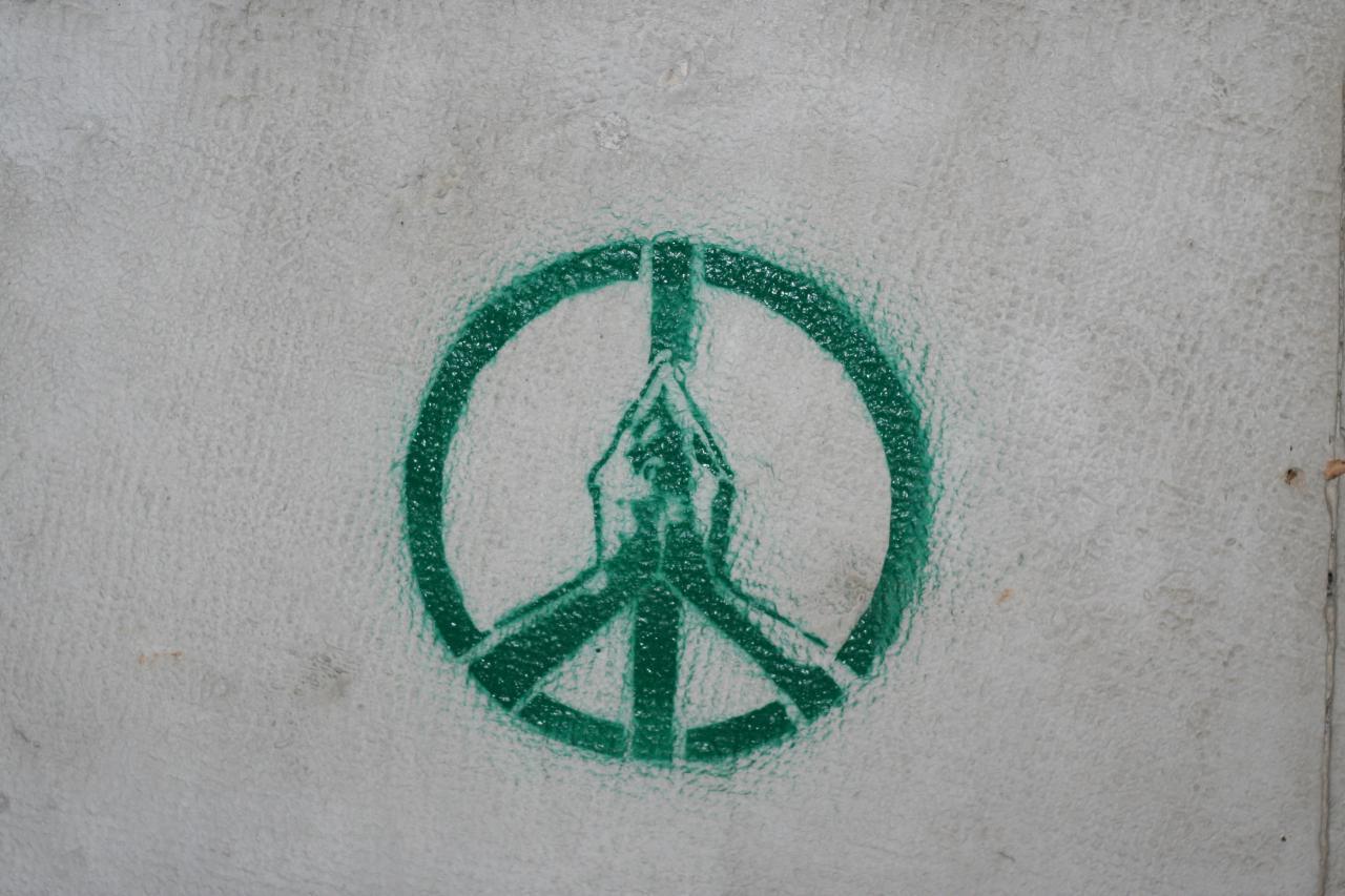 gemeinsam für den Frieden